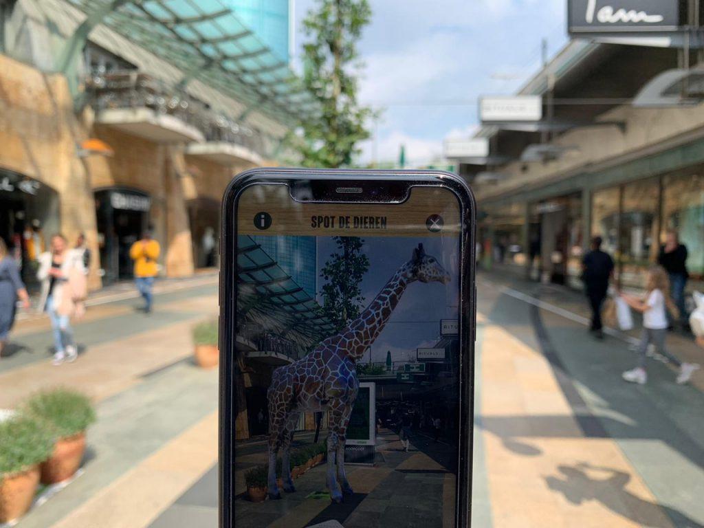 Agency-X brengt de dierentuin naar de binnenstad van Rotterdam!