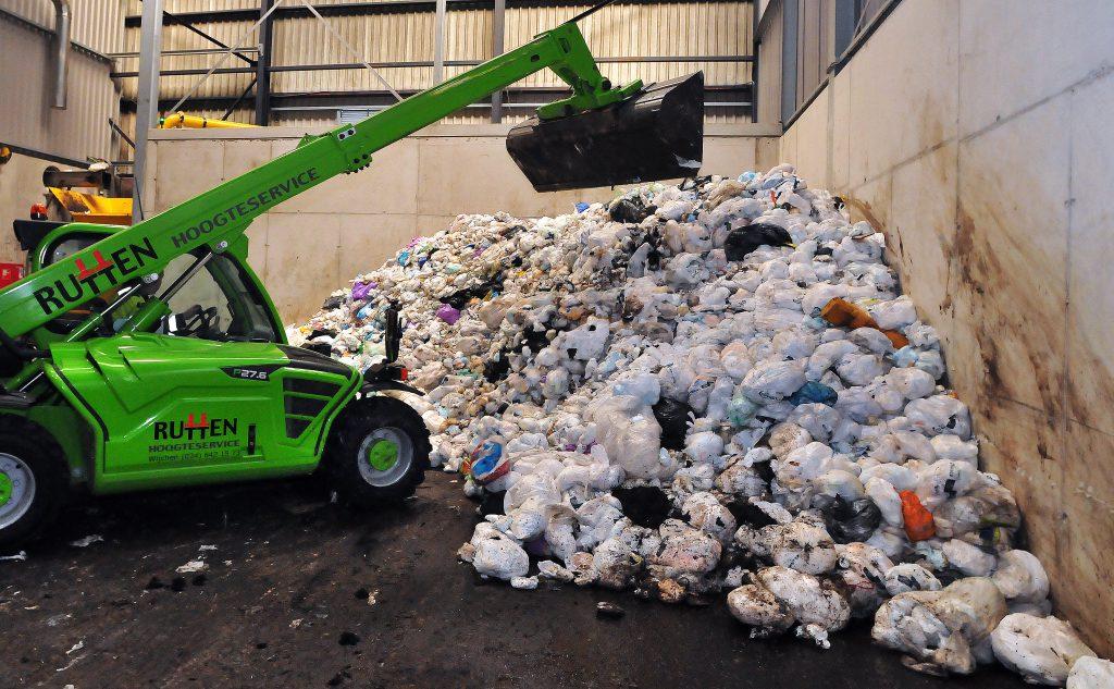 Luiers recyclen doe je in een snelkookpan