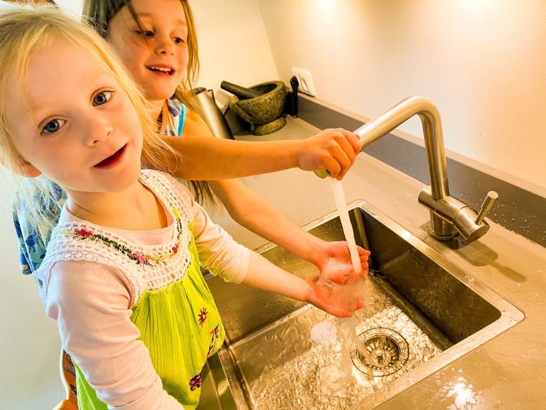 Happy Hand Wash